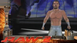 WWE RAW 2 Jamie Noble Entrance