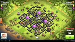 Clash of Clans #1 - Farming epico gracias a la aceleración de recolectores y minas