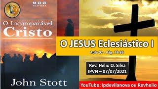 O Jesus Eclesiástico  - parte 1