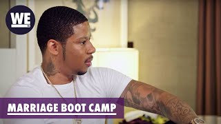 Vado Explains His Actions Towards Tahiry! | Marriage Boot Camp: Hip Hop Edition