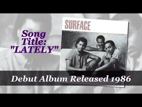 Surface - Lately w-Lyrics