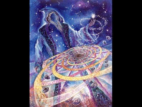 MusicMosaic 432hz ~ Sentient Symphony, Celestial Sound In Spiral Surround ~ 1-10-2017