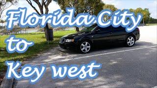 Timelapse: Florida City, FL - Key West, FL