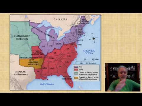 The Mexican American War, Pt. 1