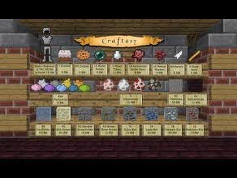 Как сделать магазин в Minecraft