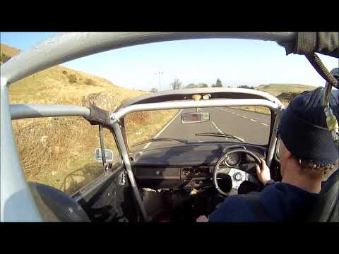 Repeat Reece-fish AMR500 supercharged aircooled VW by Ratted