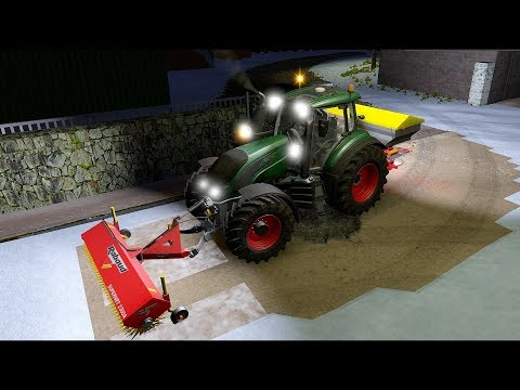 Farming Simulator 17 - Forestry And Farming On Old Streams 075