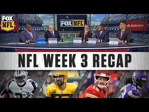 Week 3: New-look Packers, contending Cowboys, and Mahomes' MVP defense | FOX NFL