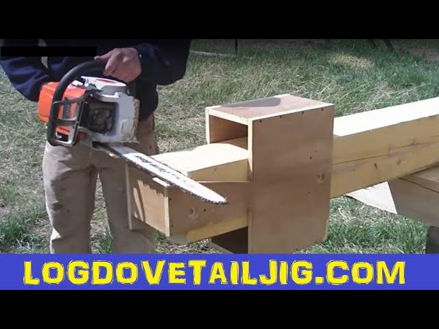 Log Cabin Dovetail Jig For Sale