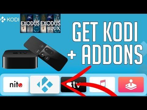 How To Install Kodi Apple TV 4 TvOS 13 - 13.2 + Exodus & Exodus Redux Addon NitoTV & Checkra1n