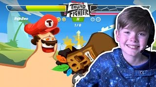 THUMB FIGHTER | Mobile Games | Kid Gaming