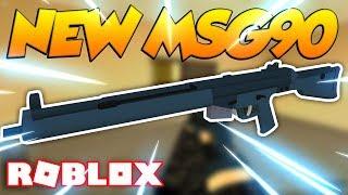 DIE NEUE MSG90 IN PHANTOM FORCES! (Roblox)