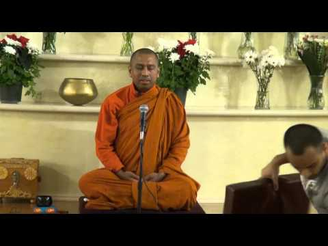 B. Saranapala - Buddhist Perspective on the End of the World - December 19, 2012