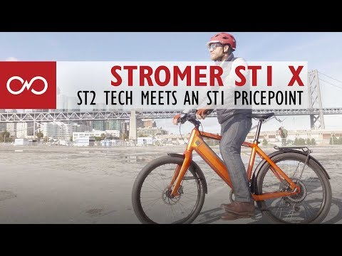 Review: Stromer ST1X Electric Speed Bike