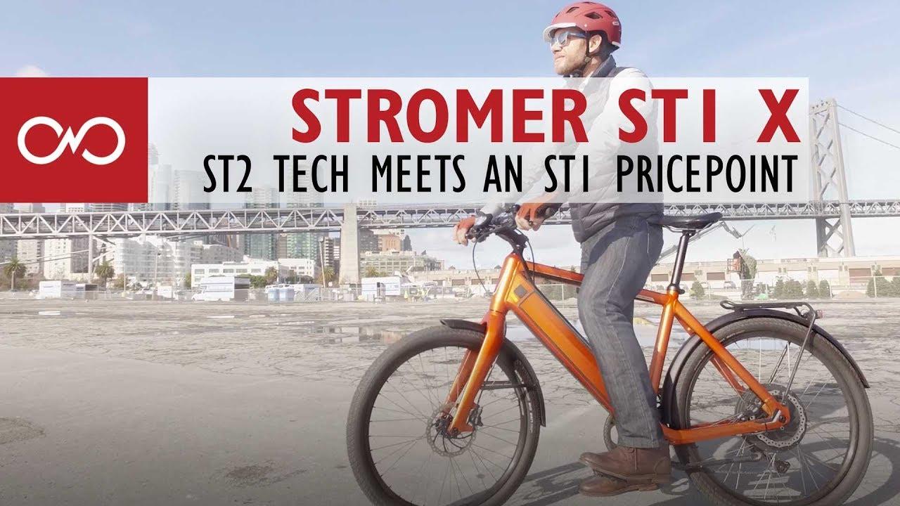 Stromer st1x