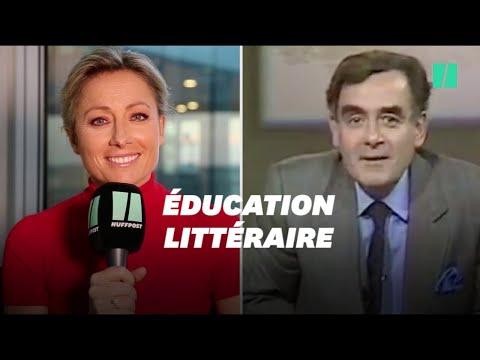 """Anne-Sophie Lapix S'est Passionnée Pour La Culture Grâce à """"Apostrophes"""" De Bernard Pivot"""