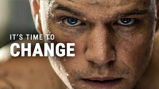IT'S TIME TO CHANGE - 2021 New Year Motivational Video