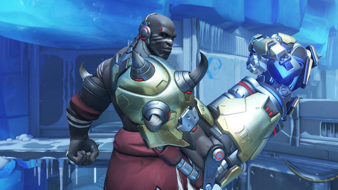 Overwatch - Doomfist Gameplay (60FPS/1080p) - YouTube