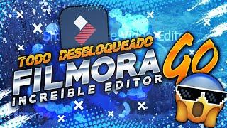 Filmora Go Increíble Editor De Vídeos//Alexius Tv