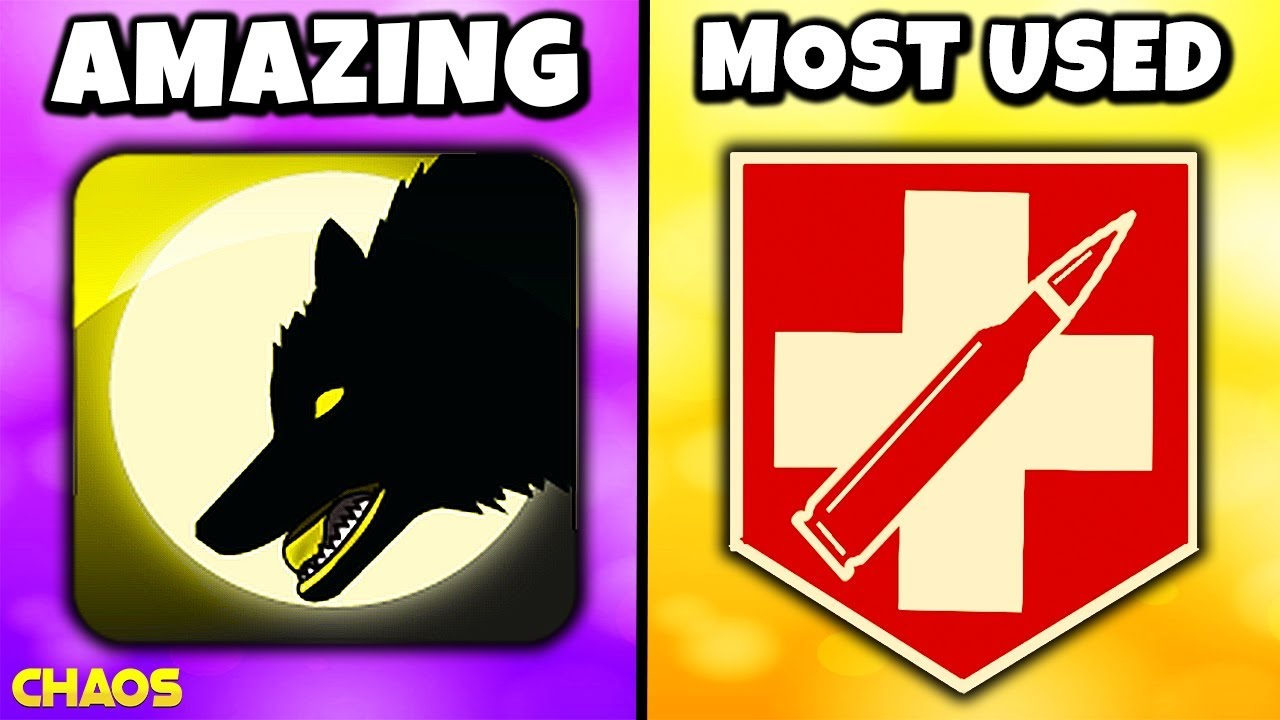 The BEST PERKS in Every Call of Duty thumbnail
