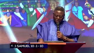 Pastor Mathew Ashimolowo at Greater Works 2018 Day 2