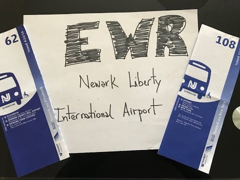 How to get from Newark Int. Airport (EWR) to New York City