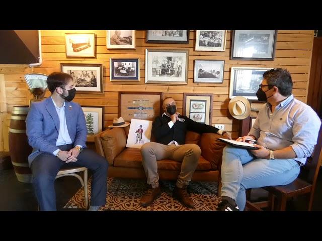 Entrevista a D.José Julio Cabrera Rodríguez, co-propietario de Puros Julio.