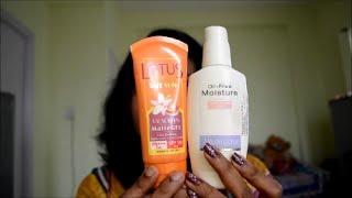 Best Moisurizer and Sunscreen for oily skin in Indian Market | Zooryas