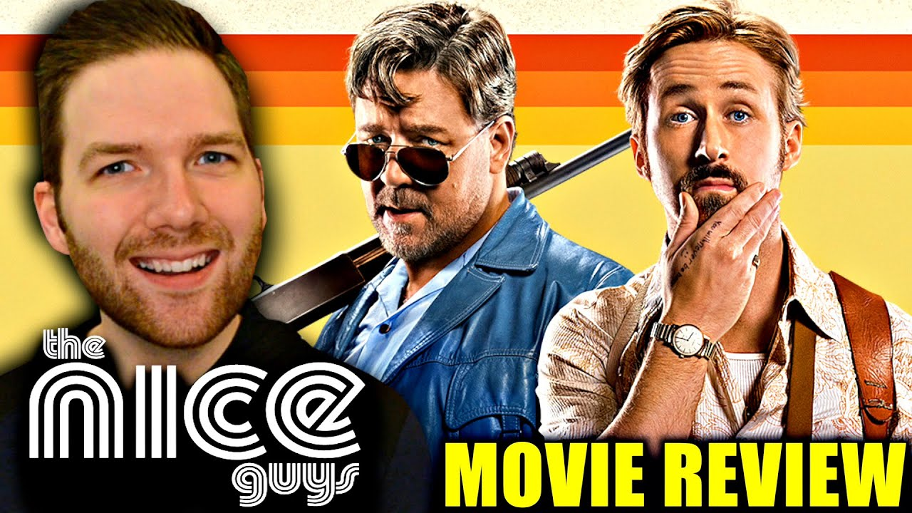 Margaret Qualley The Nice Guys: The Nice Guys - Movie Review
