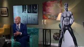 Mark Levengood om gayikonen Tom of Finland - Malou Efter tio (TV4)