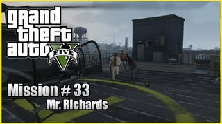 GTA 5: Mission #33 - Mr. Roberts