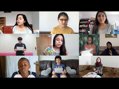 A Global Coronavirus Poem Written by Children Around the World Under Lockdown