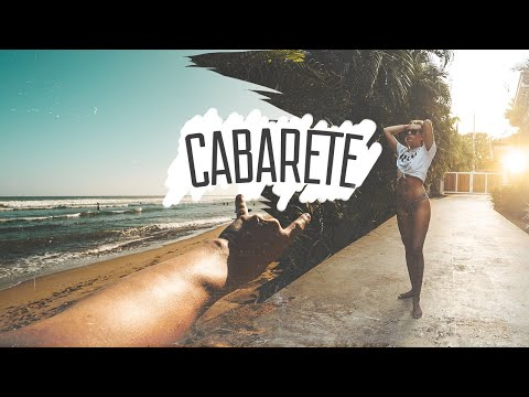 CABARETE - Escaping To Paradise⎟DOMINICAN REPUBLIC (Travel Film)