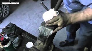 Пример замены пыльников и смазки на ШРУСах