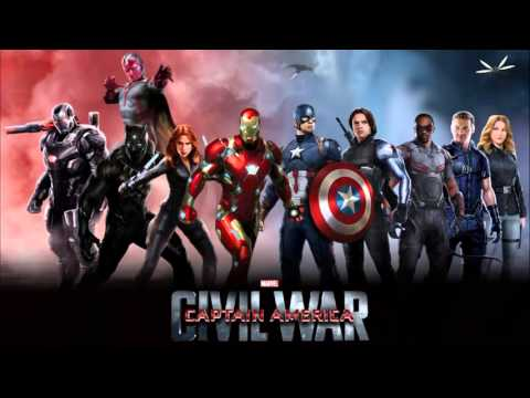 Soundtrack Captain America Civil War (Theme Song) - Trailer Music Captain America 3: Civil War
