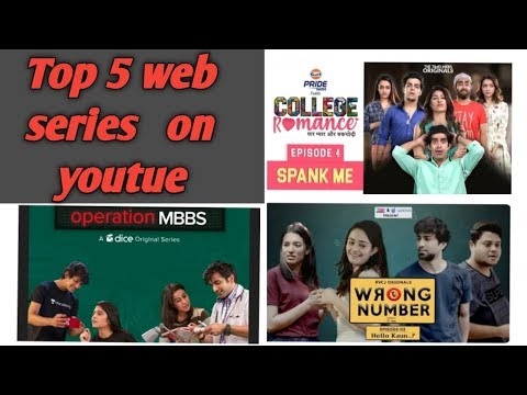 Top 5 web series on youtube | in hindi | best web series