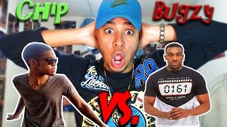 American Listens to UK Grime Beefs #2 Bugzy Malone & Chipmunk Beef Diss Tracks Reaction @ChriisSky