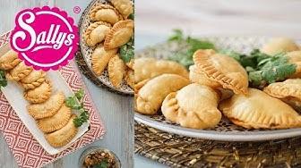 Empanadas / Empanadillas / spanische Teigtaschen / Fingerfood / Sallys Welt