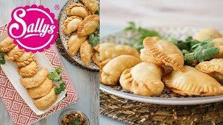 Empanadas / Empanadillas / spanische Teigtaschen / Fingerfood