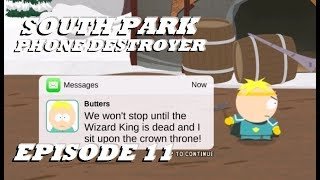 South Park Phone Destroyer - Episode 11 Gameplay