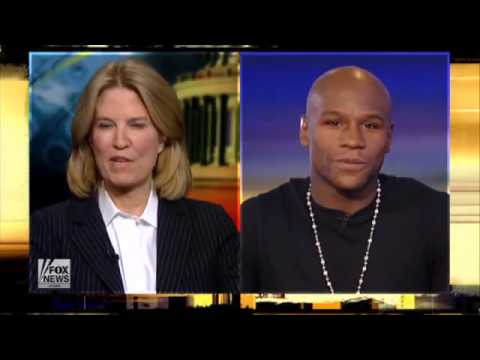 Greta Van Susteran Interviews Floyd Mayweather's - Fox News