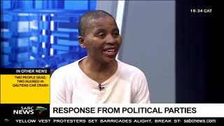 Children's parliament create1st South African Children Manifesto