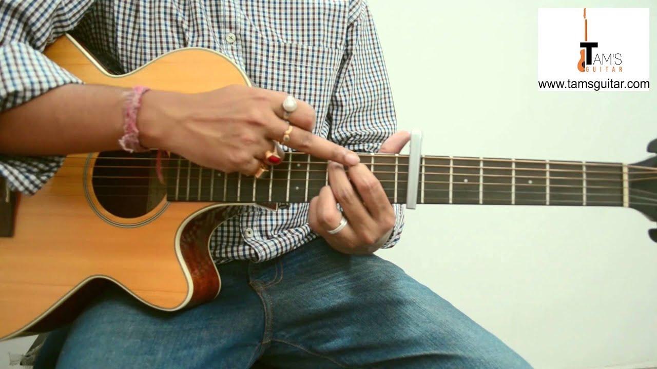 4 Easy Bengali Songs Guitar Lesson In Bengali Www Tamsguitar Com Youtube