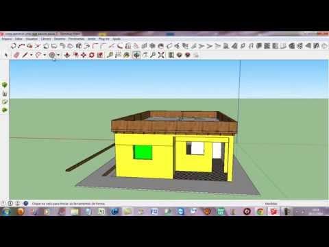 Como Fazer Telhado De Telha Brasillit Youtube