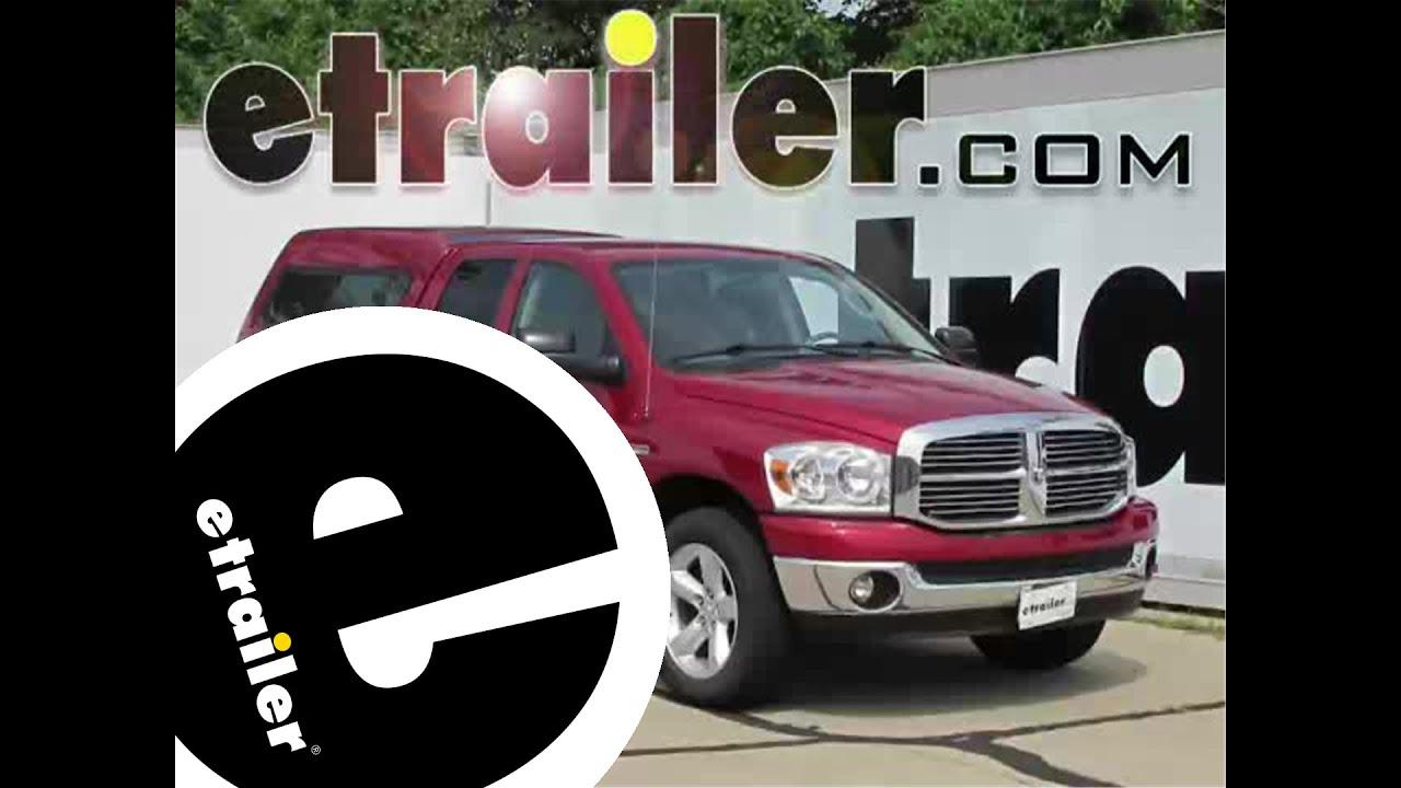 hight resolution of trailer brake controller installation 2008 dodge ram pickup etrailer com