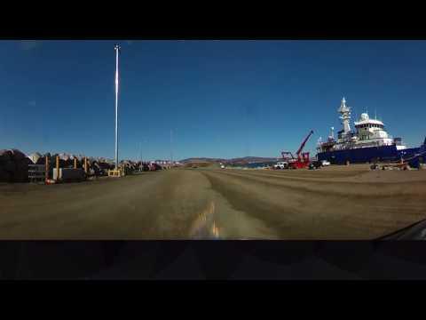 Nome Alaska Nome Port 360 degree