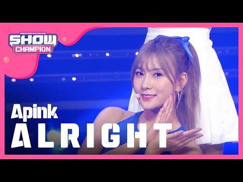 Show Champion EP.276 Apink - A L R I G H T
