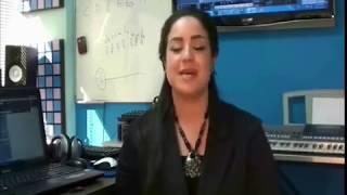 تعلم الغناء بطرق حديثة مع مدربة الصوت ريتا بو صالح.