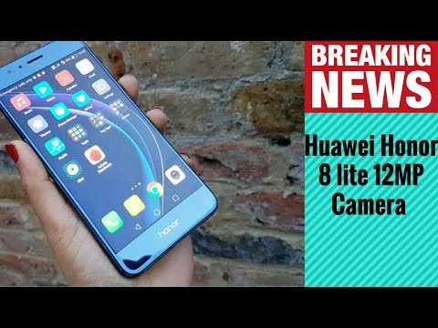 Honor 8 Lite Video clips - PhoneArena