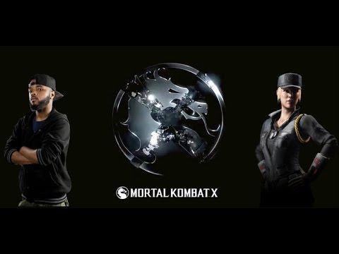 Mortal Kombat X: Scar Sonya Blade Compilation